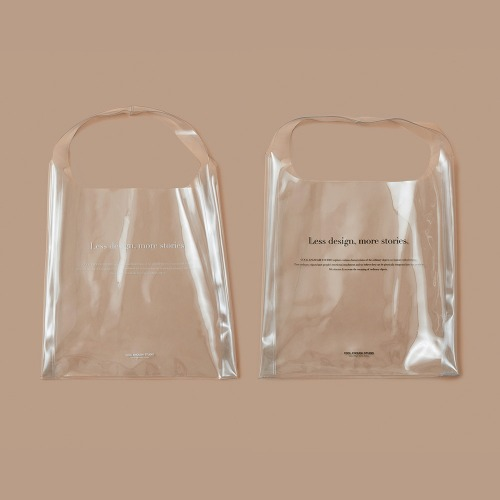 [COOL] THE CLEAR BAG