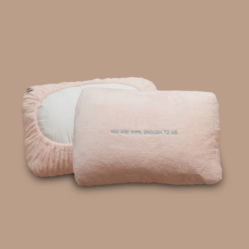 [COOL]THE PILLOW COVER_PINK