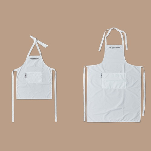 [COOL] THE KITCHEN APRON