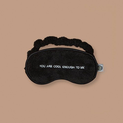 [COOL]THE SLEEPING MASK BLACK