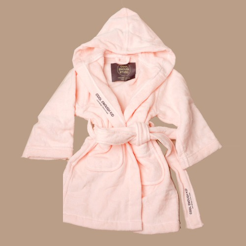 [COOL]THE ROBE_KID[PINK] 타월소재