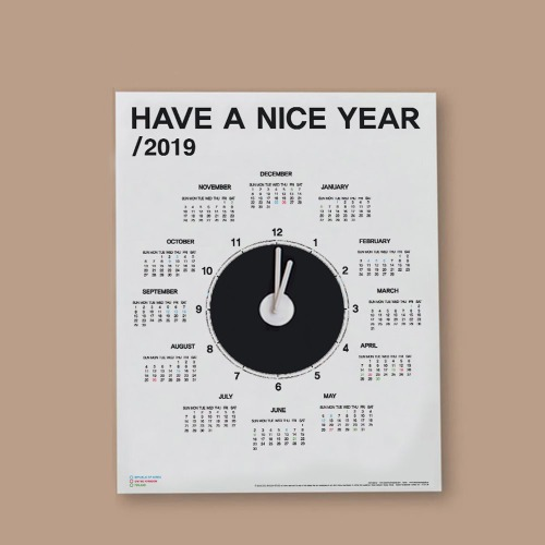 [COOL]HAVE A NICE YEAR 2019